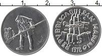 Изображение Монеты Сан-Марино 5 лир 1978 Алюминий UNC