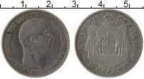 Изображение Монеты Греция Крит 2 драхмы 1901 Серебро VF