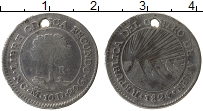 Изображение Монеты Северная Америка Центральная Америка 1 реал 1824 Серебро VF