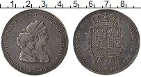 Продать Монеты Тоскана 10 лир 1807 Серебро