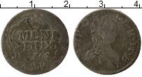 Изображение Монеты Италия Милан 5 сольди 1763 Серебро VF