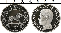 Продать Монеты Восточная Африка 1 крона 1936 Серебро