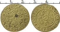 Изображение Монеты Франция Жетон 0 Бронза VF Счетный жетон