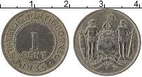 Продать Монеты Борнео 1 цент 1921 Медно-никель