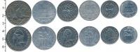 Изображение Наборы монет Полинезия Набор монет 0  VF+