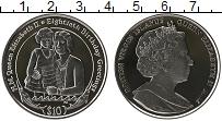 Изображение Монеты Виргинские острова 10 долларов 2006 Серебро Proof
