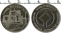 Изображение Монеты Германия Жетон 2007 Медно-никель UNC Центральный канал —