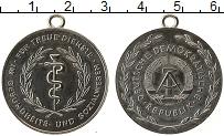 Изображение Монеты ГДР Медаль 0 Медно-никель UNC- За беспорочную служб