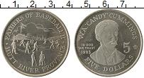 Изображение Монеты Хатт-Ривер 5 долларов 1993 Медно-никель UNC