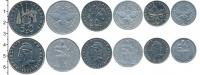 Изображение Наборы монет Новая Каледония набор монет 0  XF