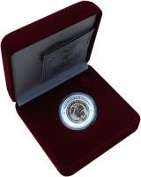 Изображение Подарочные монеты Украина 10 гривен 2017 Серебро Proof `Монета номиналом 10