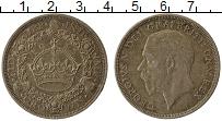 Изображение Монеты Великобритания 1 крона 1933 Серебро XF+