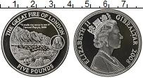 Изображение Монеты Гибралтар 5 фунтов 2008 Серебро Proof