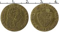 Изображение Монеты Великобритания Жетон 0 Латунь VF Георг III 1788 г.