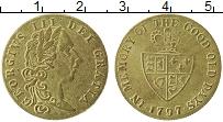 Изображение Монеты Великобритания Жетон 0 Латунь XF Георг III 1797 г.
