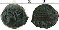 Изображение Монеты Пантикопей 1 обол 0 Медь VF