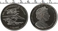 Продать Монеты Фолклендские острова 1 крона 2008 Медно-никель