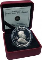 Изображение Подарочные монеты Канада 15 долларов 2008 Серебро Proof