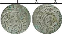 Изображение Монеты Рига 1 солид 1647 Серебро VF