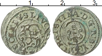 Изображение Монеты Италия Ливорно 1 солид 0 Серебро VF