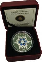 Изображение Подарочные монеты Канада 20 долларов 2010 Серебро Proof