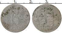 Продать Монеты Саксе-Мейнинген 6 крейцеров 1829 Серебро