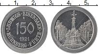 Изображение Монеты Германия : Нотгельды 150 пфеннигов 1921 Алюминий UNC-