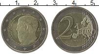 Изображение Монеты Греция 2 евро 2013 Биметалл UNC 2400 лет основания П
