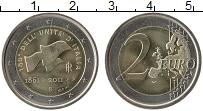 Изображение Монеты Италия 2 евро 2011 Биметалл UNC