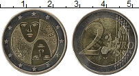 Изображение Монеты Финляндия 2 евро 2006 Биметалл UNC-