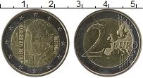 Изображение Монеты Финляндия 2 евро 2012 Биметалл UNC- 150 лет со дня рожде