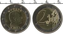 Продать Монеты Монако 2 евро 2011 Биметалл