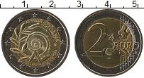 Изображение Монеты Греция 2 евро 2011 Биметалл UNC-