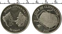 Продать Монеты Остров Клиппертон 50 франков 2001 Медно-никель