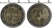 Изображение Монеты Франция 2 евро 2017 Биметалл UNC