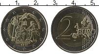 Изображение Монеты Словакия 2 евро 2017 Биметалл UNC