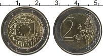 Продать Монеты Бельгия 2 евро 2015 Биметалл
