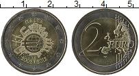 Продать Монеты Мальта 2 евро 2012 Биметалл