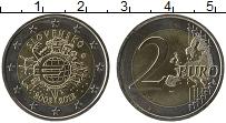 Продать Монеты Словакия 2 евро 2012 Биметалл