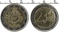 Изображение Монеты Бельгия 2 евро 2012 Биметалл UNC
