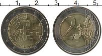Изображение Монеты Португалия 2 евро 2015 Биметалл UNC 150 лет Португальско