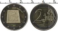 Продать Монеты Мальта 2 евро 2015 Биметалл