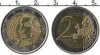 Изображение Монеты Франция 2 евро 2015 Биметалл UNC