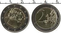 Продать Монеты Мальта 2 евро 2013 Биметалл