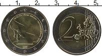 Продать Монеты Мальта 2 евро 2011 Биметалл