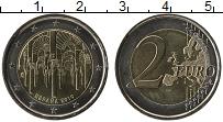 Изображение Монеты Испания 2 евро 2010 Биметалл UNC Кордоба - историческ