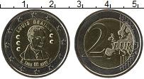 Продать Монеты Бельгия 2 евро 2009 Биметалл