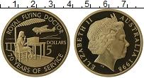 Изображение Монеты Австралия 5 долларов 1998 Латунь Proof