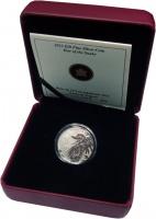 Изображение Подарочные монеты Канада 20 долларов 2013 Серебро Proof Год змеи. Оригинальн