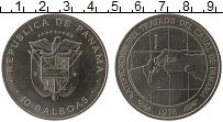Изображение Монеты Панама 10 бальбоа 1978 Медно-никель UNC- Реализация договора